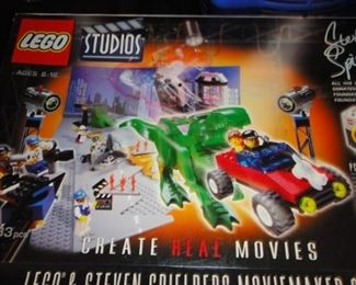 Lego Studios Steven Spielberg Movie Maker Set