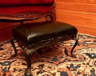 W.H. Howell Co — Geneva Illinois Footstools