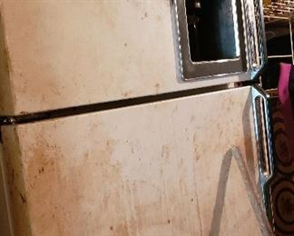 old refrigerator/freezer (2)  Need for deer camp???