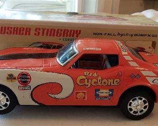 Rusher Stingray in original box