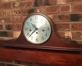 Dunhaven Mantle Clock $ 58.00