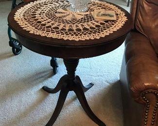 Antique Tea Table $ 78.00