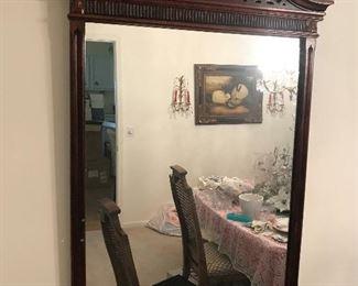 Antique Mirror $ 58.00