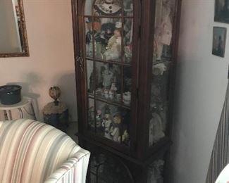 Glass Display Cabinet $ 148.00