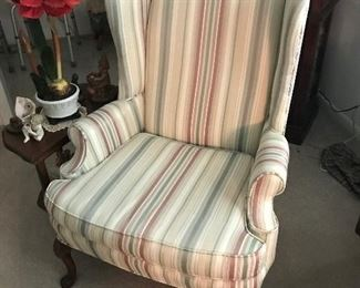Wingback Chair $ 82.00