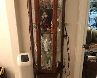 Curio Cabinet $ 98.00