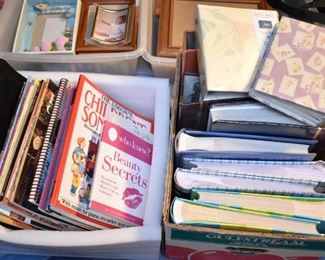 CRAFT MAGAZINES, PHOTO ALBUMS