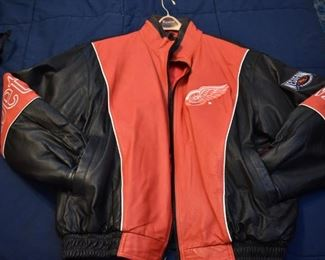 RED WINGS COAT