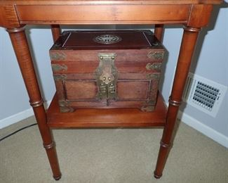 ASIAN CHEST