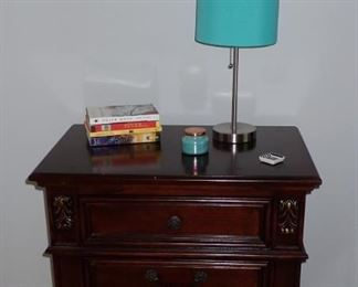 NITE STAND WITH DRAWERS