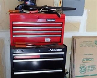 TOOL CHEST / BLOWER