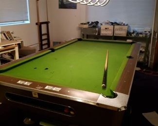 Billiard Pool Table $50 - Please call 845-713-4514 for Presale Pricing