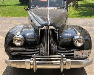 1942 Packard 160 8 Cylinder  CASH ONLY SALE NO SEEVICE TO ACCEPT  CREDIT CARDS