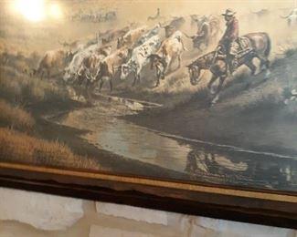 Beautiful western art