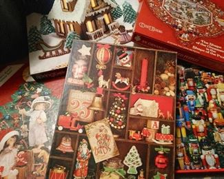 CHRISTMAS THEMED PUZZLES