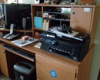 desk & office stuff