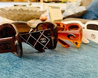 Gucci, Chanel and other designer sunglasses!