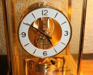Atmos LeCoultre clock