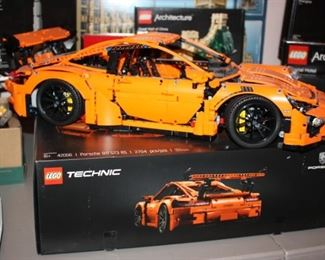 Technic Lego car