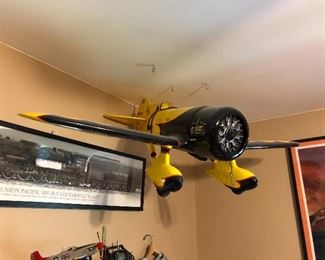 Just ready to decorate your aviator's room