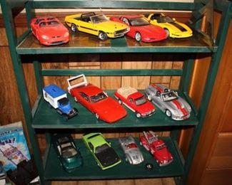 More model cars