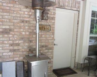 Outdoor propane heater (2)