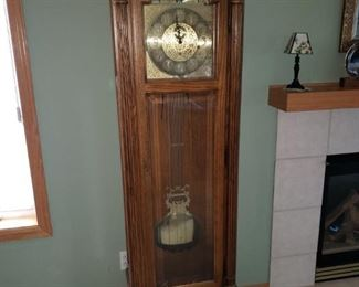 Howard Miller West Germany grandfather clock