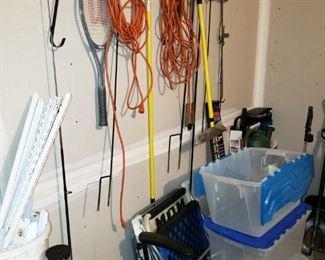 Yard items and tools