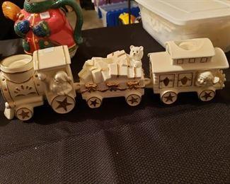 Mikasa train set