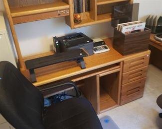 More office, printer