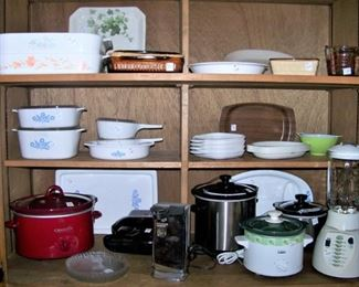 Corning, small appliances