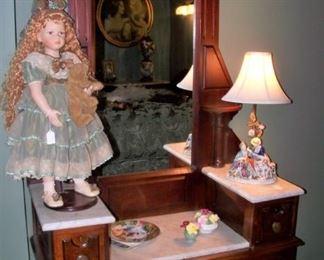 Victorian MT dresser