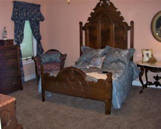 Second Victorian bedroom