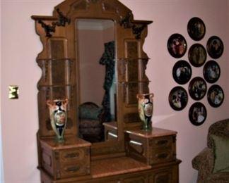 Dresser - attributed to Mallard