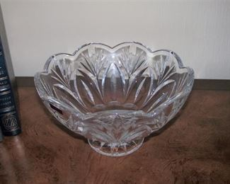 """Waterford """"Marquis"""" bowl"""