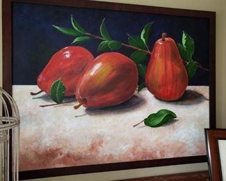 Original Art by Cheri Pear...large and beautiful.
