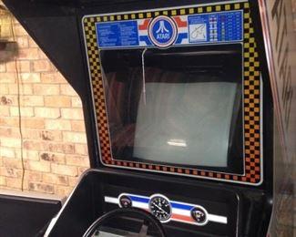 "Atari ""Pole Position"" - game machine"