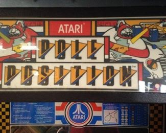 "Atari ""Pole Position"" game"