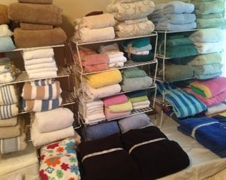 What color towels do you need?