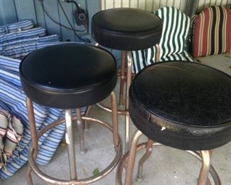 3 other  bar stools