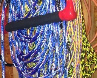 Ski ropes
