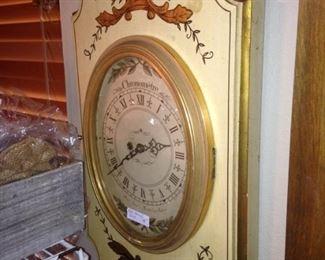 Provincial clock