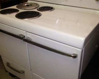Vintage Philco stove