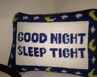 Get a good night's sleep in preparation for the sale.