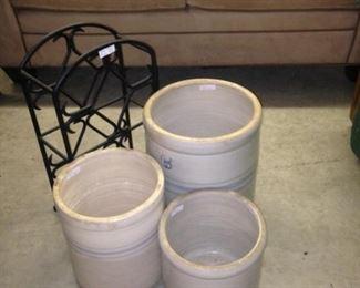 Clay urns