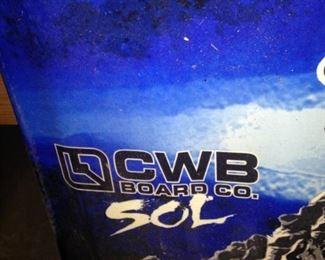 CWB Board Co. wakeboard