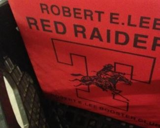 Another REL stadium cushion
