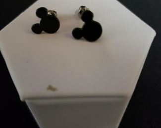 005 Mickey Mouse Earrings