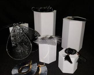 Costume Jewelry Black