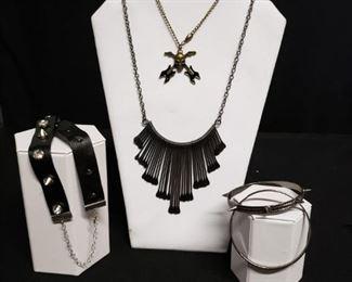 Rockin Necklaces and Bracelets